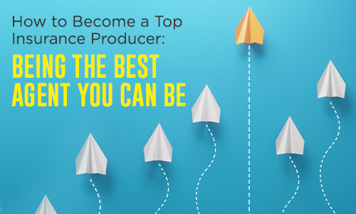 How to become a top producer